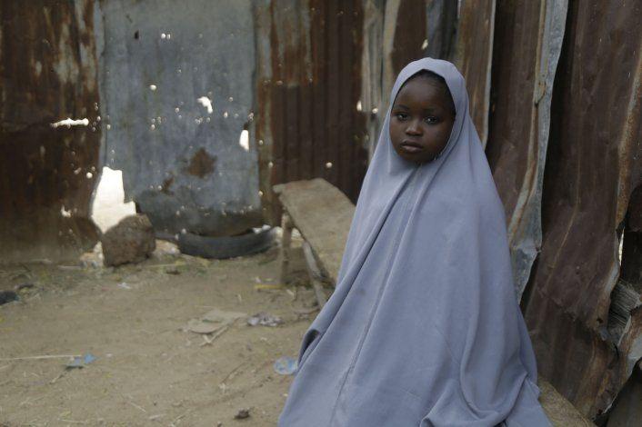 Gobernador: Liberadas 279 niñas secuestradas en Nigeria