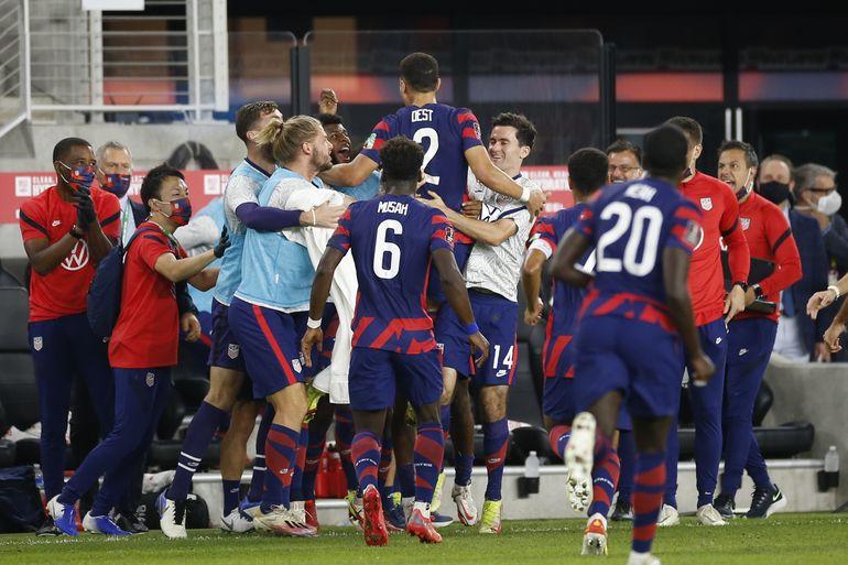 EEUU recibe gol de vestuario pero vence a Costa Rica
