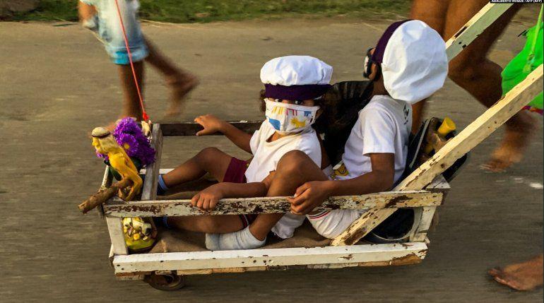Récord de 9 muertos por COVID-19 en Cuba, entre ellos una niña de 13 años