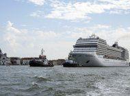 venecia podria ser catalogada patrimonio mundial en peligro