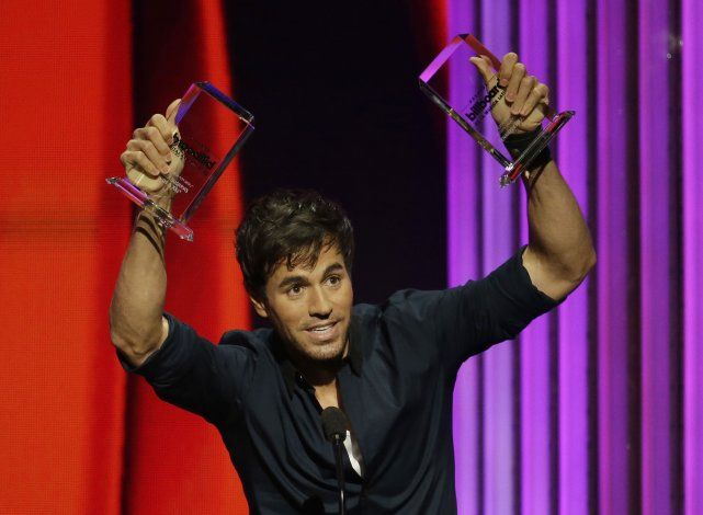 Billboard: E. Iglesias artista latino de todos los tiempos