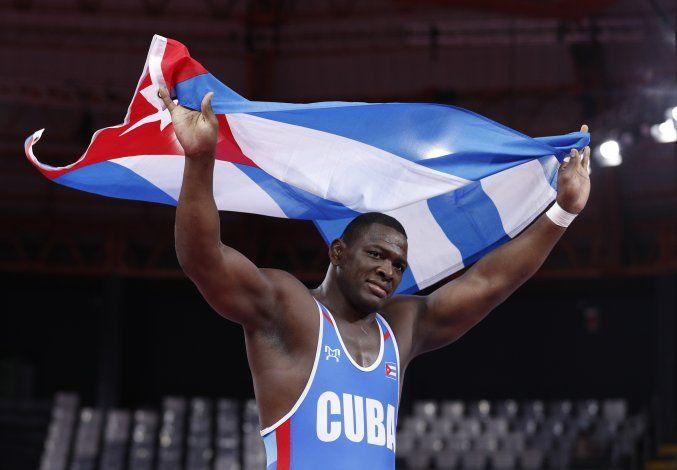 Mijaín López busca su 4to oro en lucha olímpica
