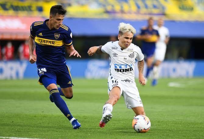 El venezolano Soteldo es nominado al MVP de la Copa Libertadores 2020-2021