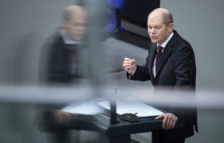 Alemania: Socialdemócratas presentan programa para elección
