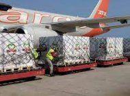 venezuela recibio cargamento con 877 mil dosis de insulina provenientes de rusia