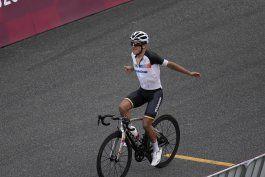 carapaz le da ecuador su primero oro en el ciclismo olimpico