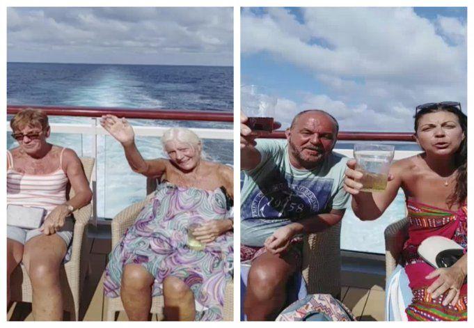 Atraca en Cuba crucero británico con  casos de Coronavirus