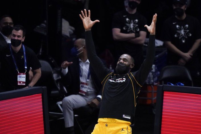 La NBA vislumbra una emocionante segunda mitad
