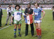 platini elogia a maradona: el mayor amante del futbol