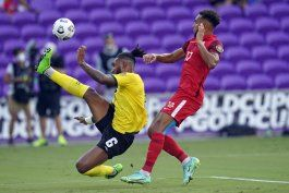 jamaica vence a guadalupe y encabeza grupo en copa de oro