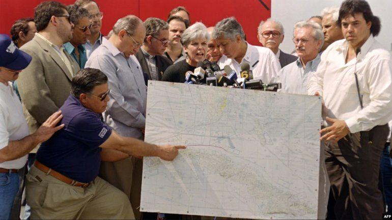 25 años del derribo de las avionetas de Hermanos al Rescate