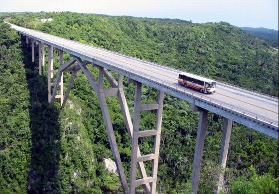 La Cuba del recuerdo | El Puente de Bacunayagua