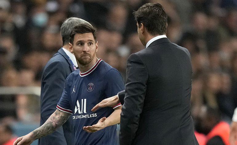 Messi tiene contusión; no jugará contra el Metz el miércoles