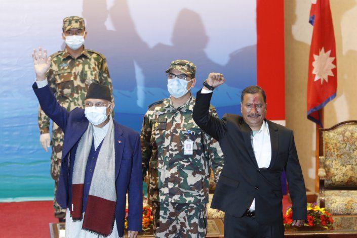 Nepal inicia decisiva sesión parlamentaria