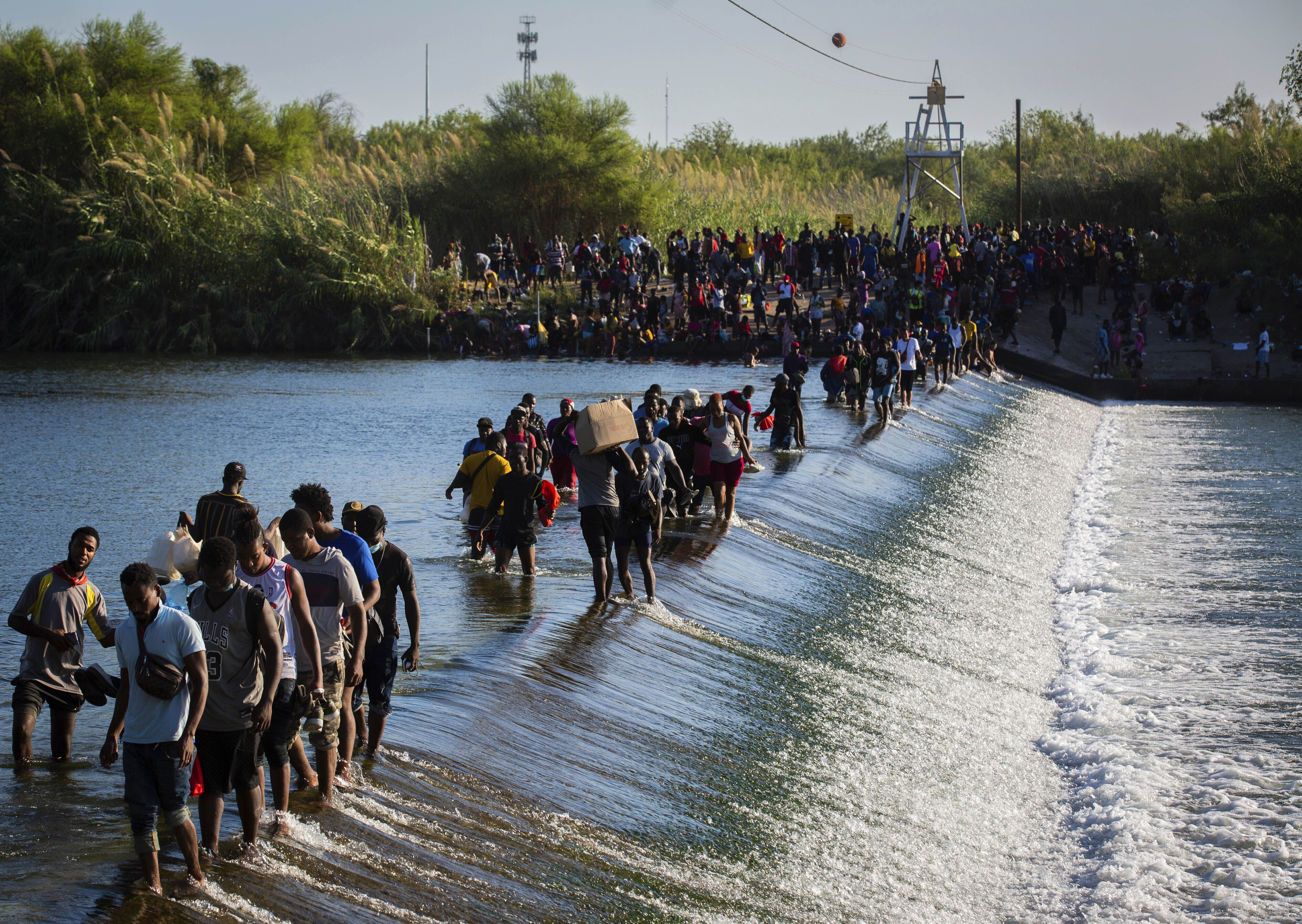 mexico comenzara a devolver a haitianos en los proximos dias