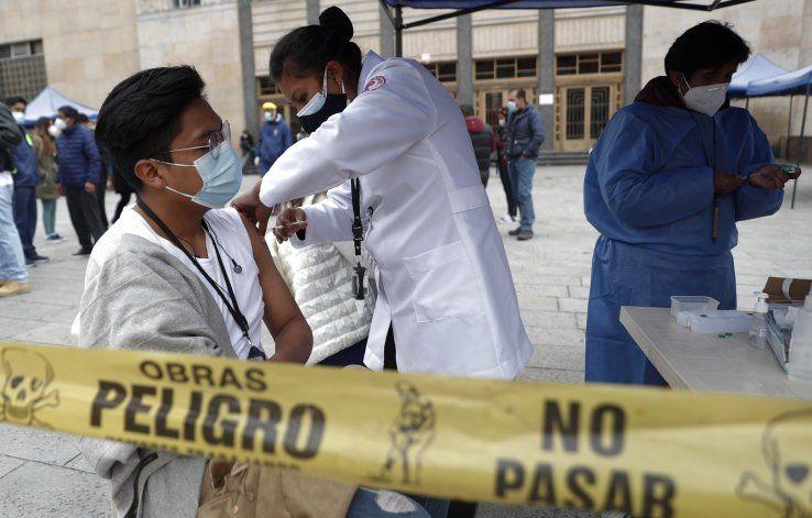 Bolivia: ONU debe tener rol importante ante falta de vacunas