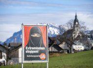 suizos en camino a prohibir que la gente se cubra el rostro