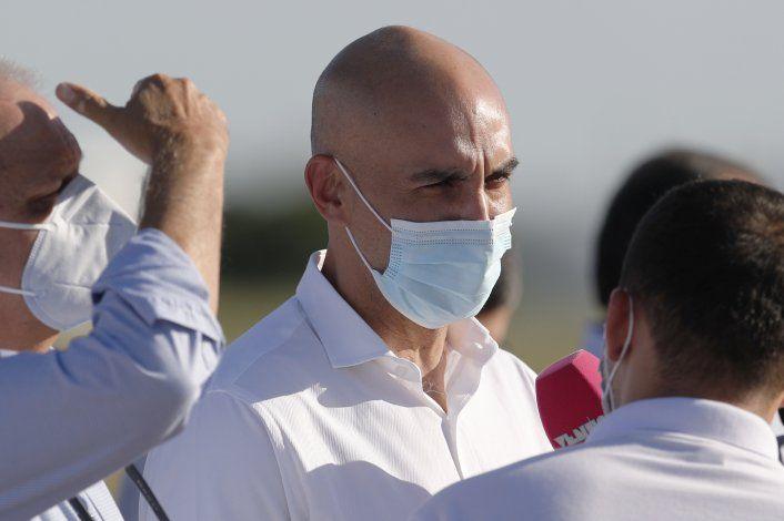 Paraguay: renuncia ministro Salud por falta insumos COVID