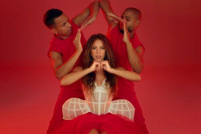 Shakira estrena videoclip de Girl like me junto a Black Eyed Peas