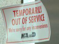 se han presentado varios fallos en ascensores del aeropuerto internacional de miami