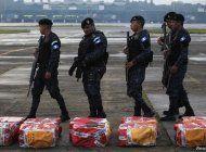 eeuu entrego 31 millones de dolares a guatemala para la lucha contra el narcotrafico