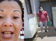 exfiscal yeilis torres arrestada y acusada de atentado cuando fue a denunciar por agresion a humberto lopez