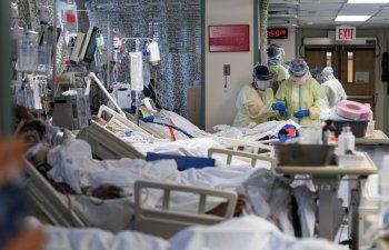 Actualización del COVID en la Florida: 50,997 casos en tres días, hospitalizaciones rompen récord