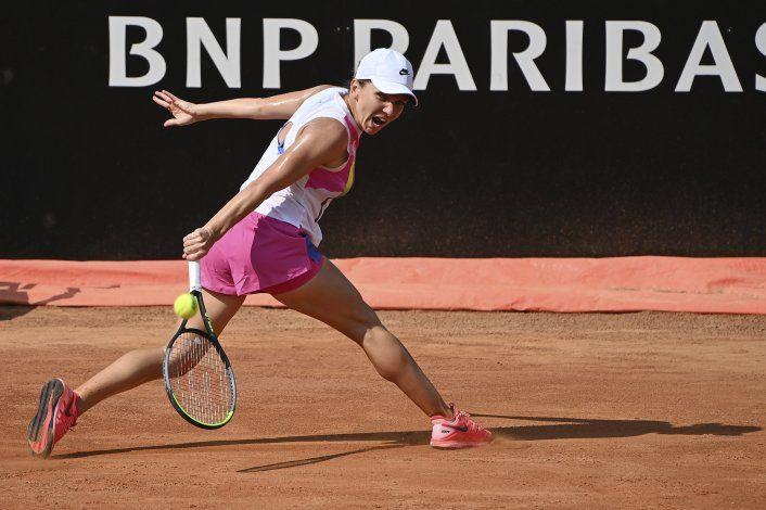 Djokovic, Nadal y Halep se abren paso a los cuartos en Roma