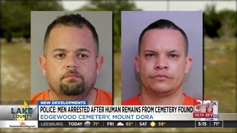 Arrestan a un cubano del área de Tampa por profanar tumbas para rituales de santería