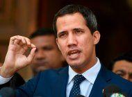 guaido no descarta el dialogo en venezuela, pero dentro de esfuerzos enfocados hacia las elecciones