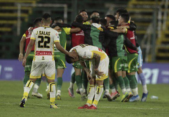 Defensa y Justicia, a final de Sudamericana; gana a Coquimbo