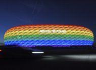 ue no entiende veto de uefa a colores del arcoiris en munich