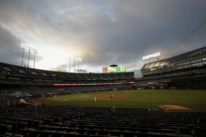 MLB autoriza a As buscar otra ciudad sin un nuevo estadio