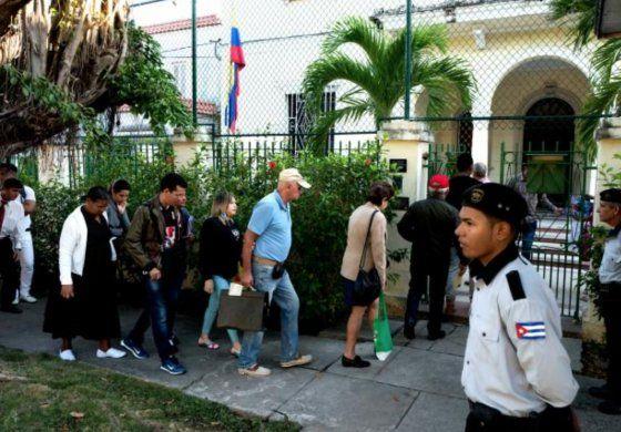 Colombia podría expulsar a Diplomáticos cubanos por operaciones de injerencia en ese país