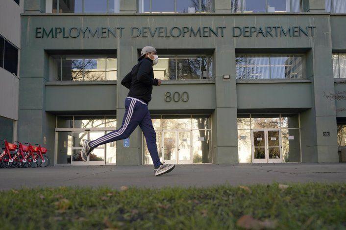El tamaño de la economía de EEUU supera su nivel prepandemia