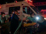 ya son 25 las personas muertas en el accidente del metro en ciudad de mexico