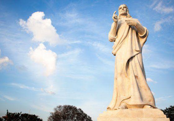 RECUERDOS DE CUBA | El Cristo de La Habana