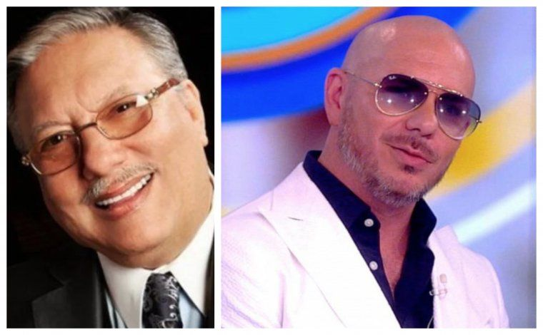 Arturo Sandovalcriticó a Pitbull por defender a Gente de Zona