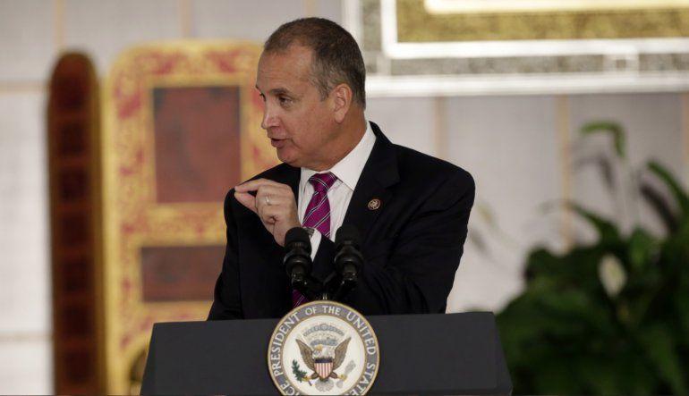 Pide Díaz-Balart a embajadora de EEUU ante ONU que encabece un movimiento internacional para la libertad de Cuba