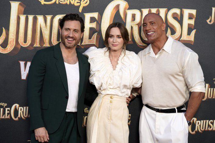 Jungle Cruise: Ramírez aprecia la humanidad de su villano