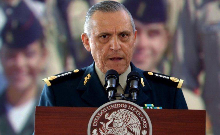 El exministro de Defensa Salvador Cienfuegos se declara no culpable de los cargos de narcotráfico y blanqueo