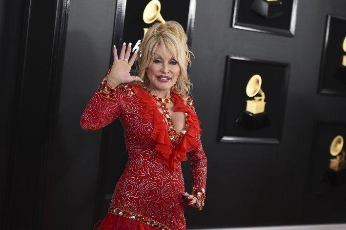 Dolly Parton de 50a nominación a Grammy: Siempre es especial