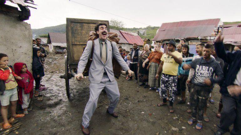 """El fino arte de escribir """"Borat Subsequent Moviefilm"""""""
