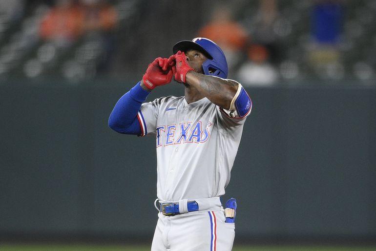 Rangers remontan y vencen a Orioles