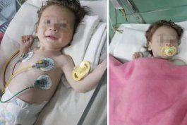 doctores del pediatrico de camagüey piden ayuda para bebe abandonado