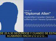 rompe el silencio un diplomatico afectado por ataques en la habana