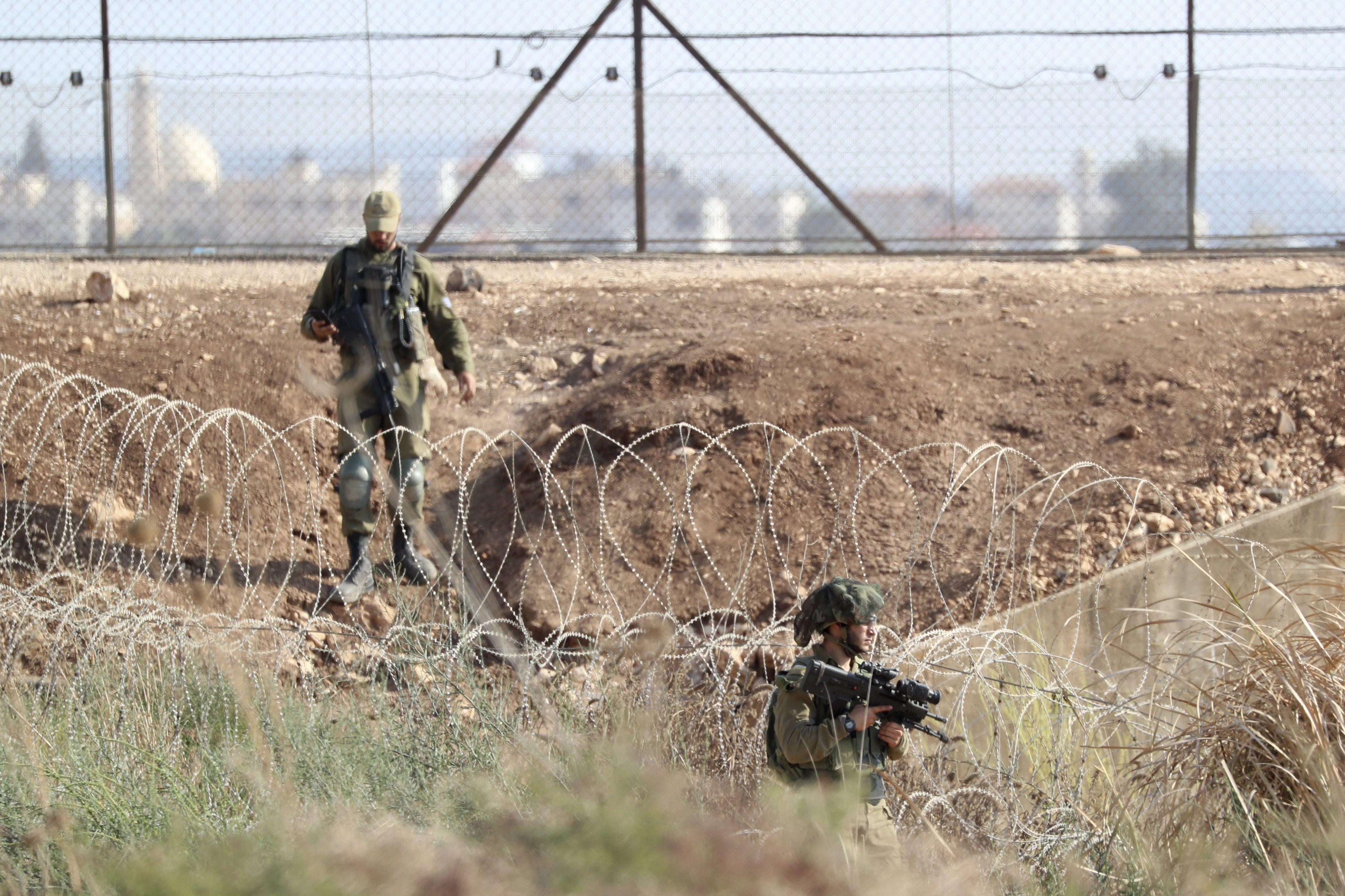 israel recaptura a los 2 reos palestinos fugitivos restantes