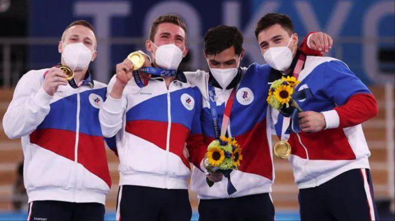 Equipo ROC: por qué los atletas rusos no compiten con la bandera de su país