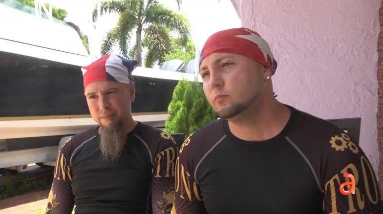 En exclusiva desmienten ser infiltrados en flotilla por la Libertad que viajó a costas de Cuba