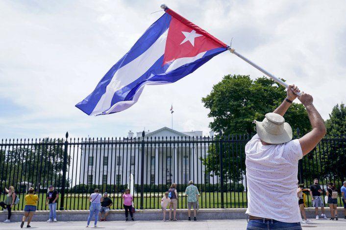Cuba, Haití... y la Florida, un reto delicado para Joe Biden